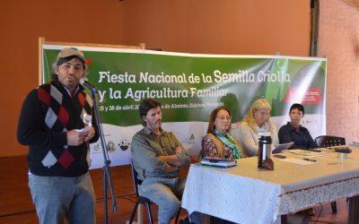 Declaración del Encuentro Nacional de Productores y Productoras de Semillas Criollas y  de la Fiesta de la Semilla Criolla y la Agricultura Familiar