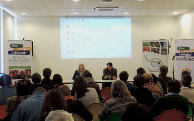 """Canelones fue sede de conferencia sobre """"Políticas públicas de promoción de la Agroecología en Brasil y Uruguay"""""""