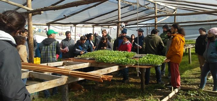 Más de 50 participantes en el 1er Curso de Agroecología de FAgro