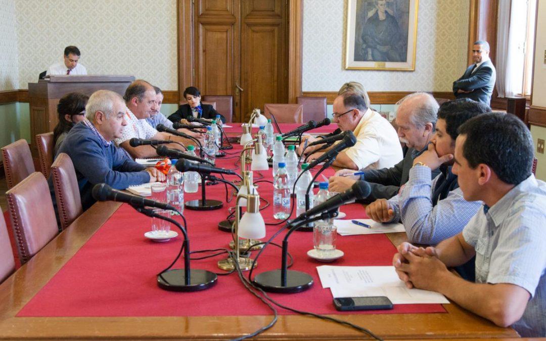 Diputados aprueban en Comisión el PNA